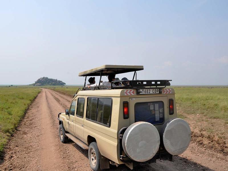 Seronera Campsite, Serengeti, Tanzania