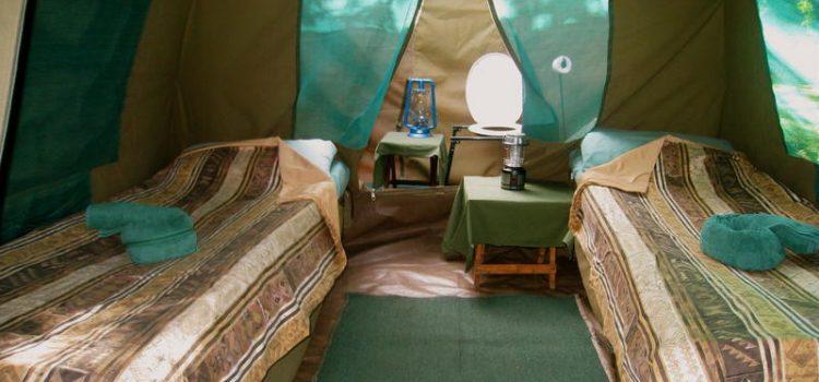 Fully Serviced Camping – Khwai